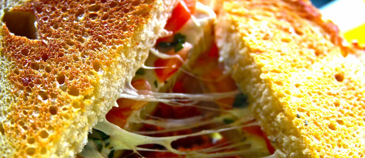 April 12 is National Grilled Cheese Day