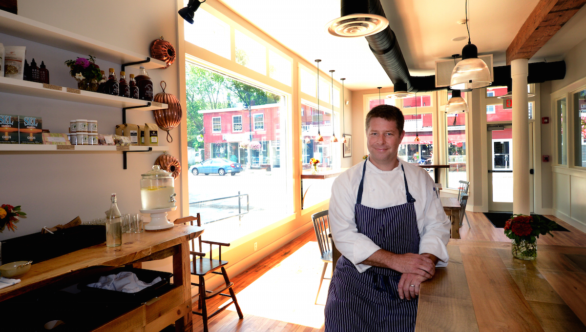 Saltbox Kitchen Dishes out What\'s Fresh Right Now | Howl Magazine